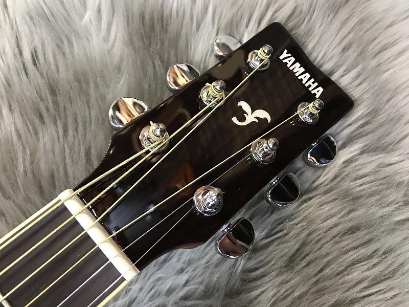 FG-TA トランスアコースティック™ギターのヘッド画像
