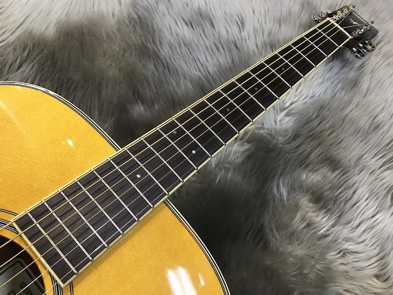 FG-TA トランスアコースティック™ギターの全体画像(縦)