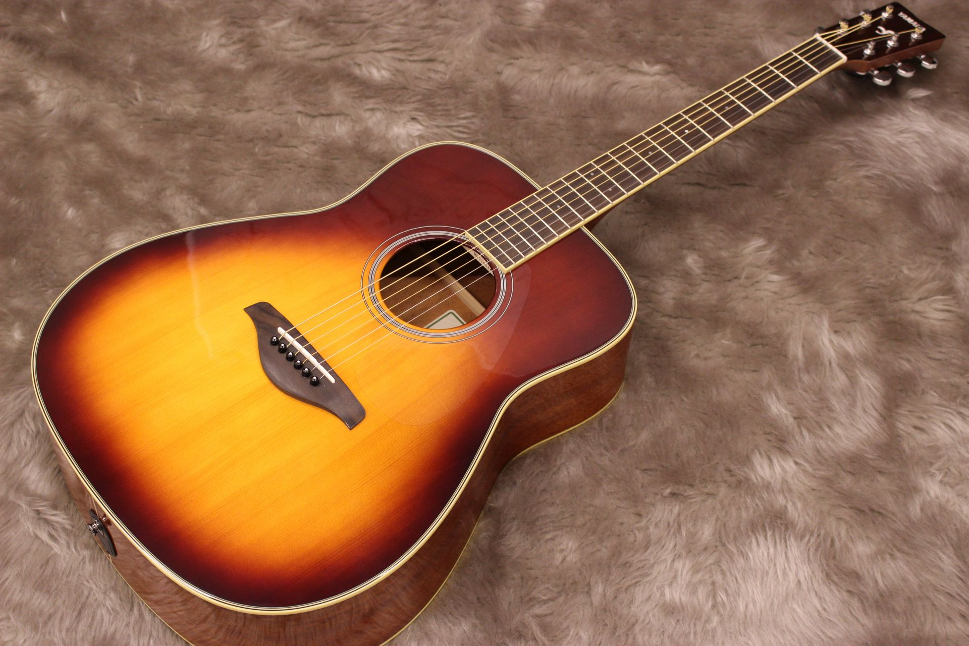 FG-TA BROWN SUNBURST