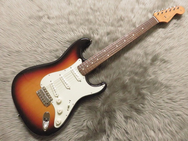 TRADITIONAL 60S STRATOCASTER®のボディトップ-アップ画像