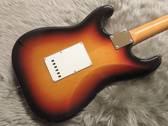 TRADITIONAL 60S STRATOCASTER®のボディバック-アップ画像