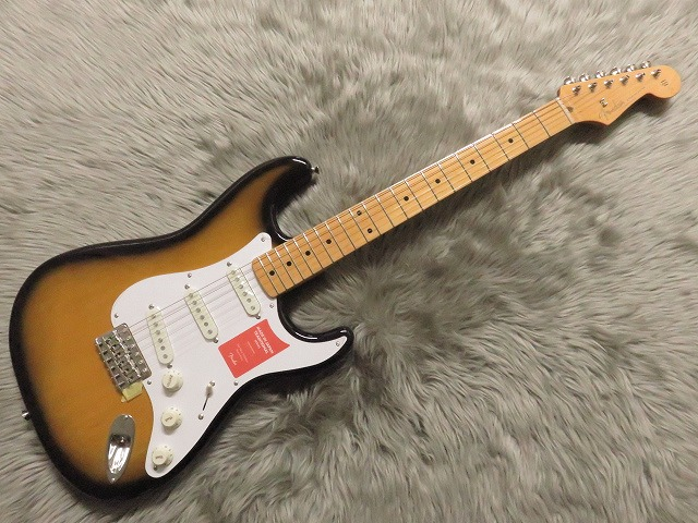 TRADITIONAL 50S STRATOCASTER®のボディトップ-アップ画像