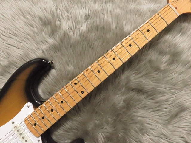 TRADITIONAL 50S STRATOCASTER®の指板画像