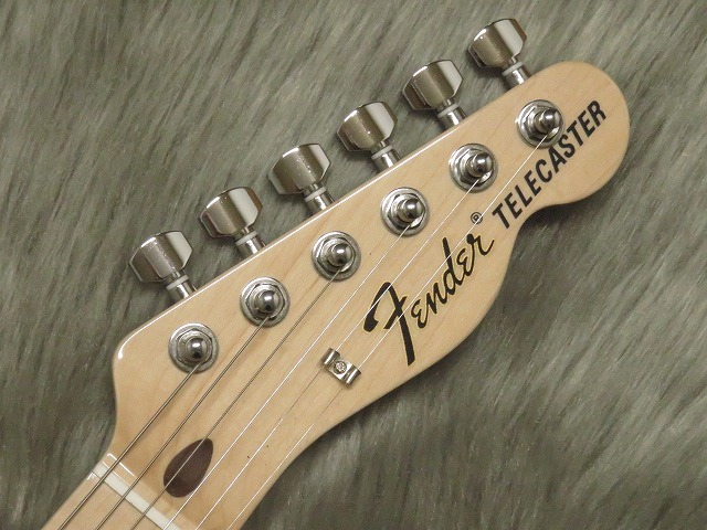 TRADITIONAL 70S TELECASTER® ASHのヘッド画像