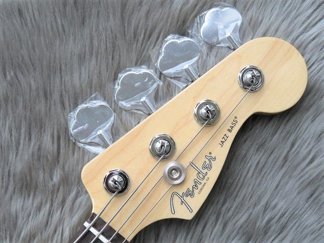 AMERICAN PROFESSIONAL JAZZ BASS®のヘッド画像