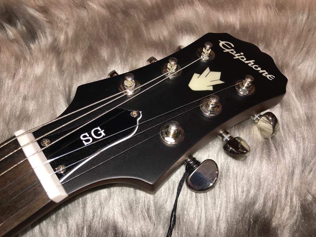 Worn G-400 (WB)のヘッド画像