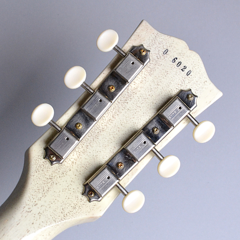Limited Run 1960 Les Paul Special Single Cut VOSのヘッド裏-アップ画像