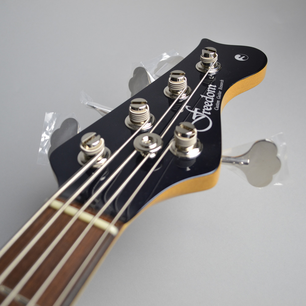 Retro Spective Jazz Bass 5stのボディトップ-アップ画像