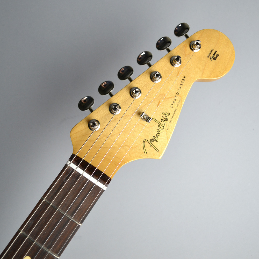 Jimi Hendrix Monterey Stratocasterのボディバック-アップ画像