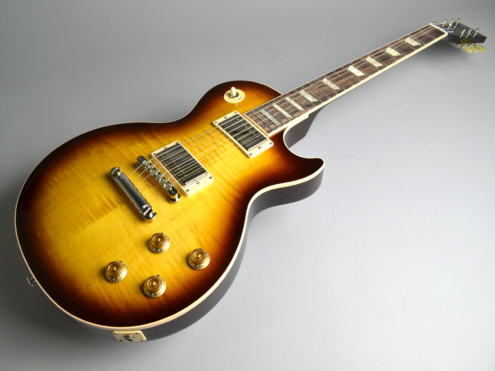 Les Paul Traditional 2018の全体画像(縦)