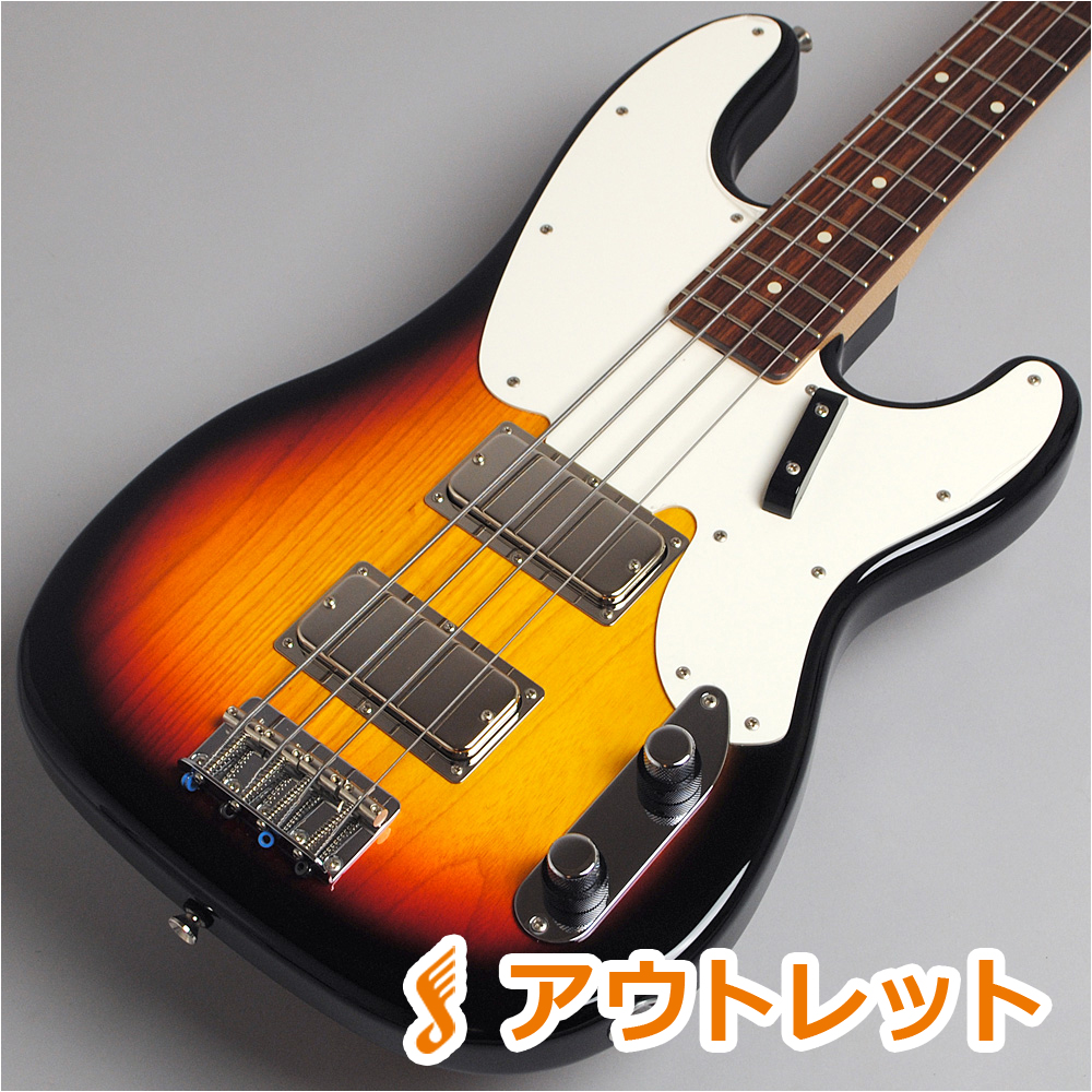 Blues Bird II/3TS【南船橋店アウトレット】のボディトップ-アップ画像