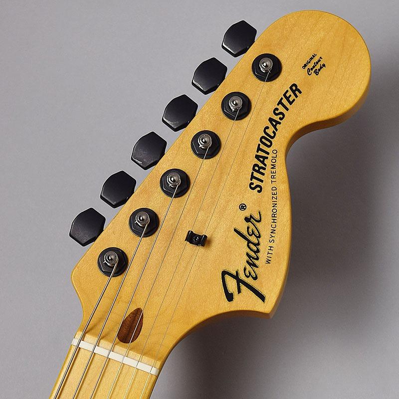 Ken Stratocaster Galaxy Redの全体画像(縦)