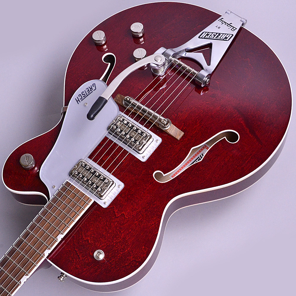G6119T Players Edition Tennessee Roseのヘッド画像