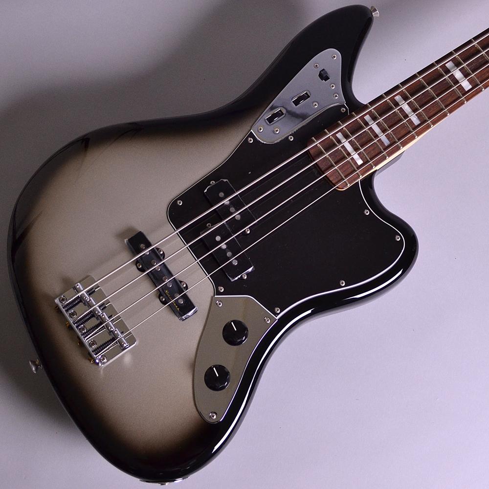 Troy Sanders Jaguar Bass Rosewood Fingerboardのボディトップ-アップ画像