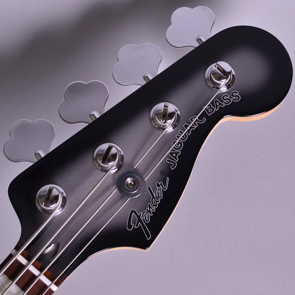 Troy Sanders Jaguar Bass Rosewood Fingerboardのヘッド画像