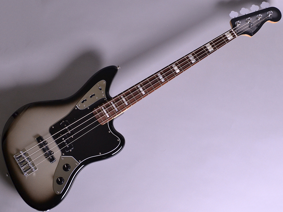 Troy Sanders Jaguar Bass Rosewood Fingerboard