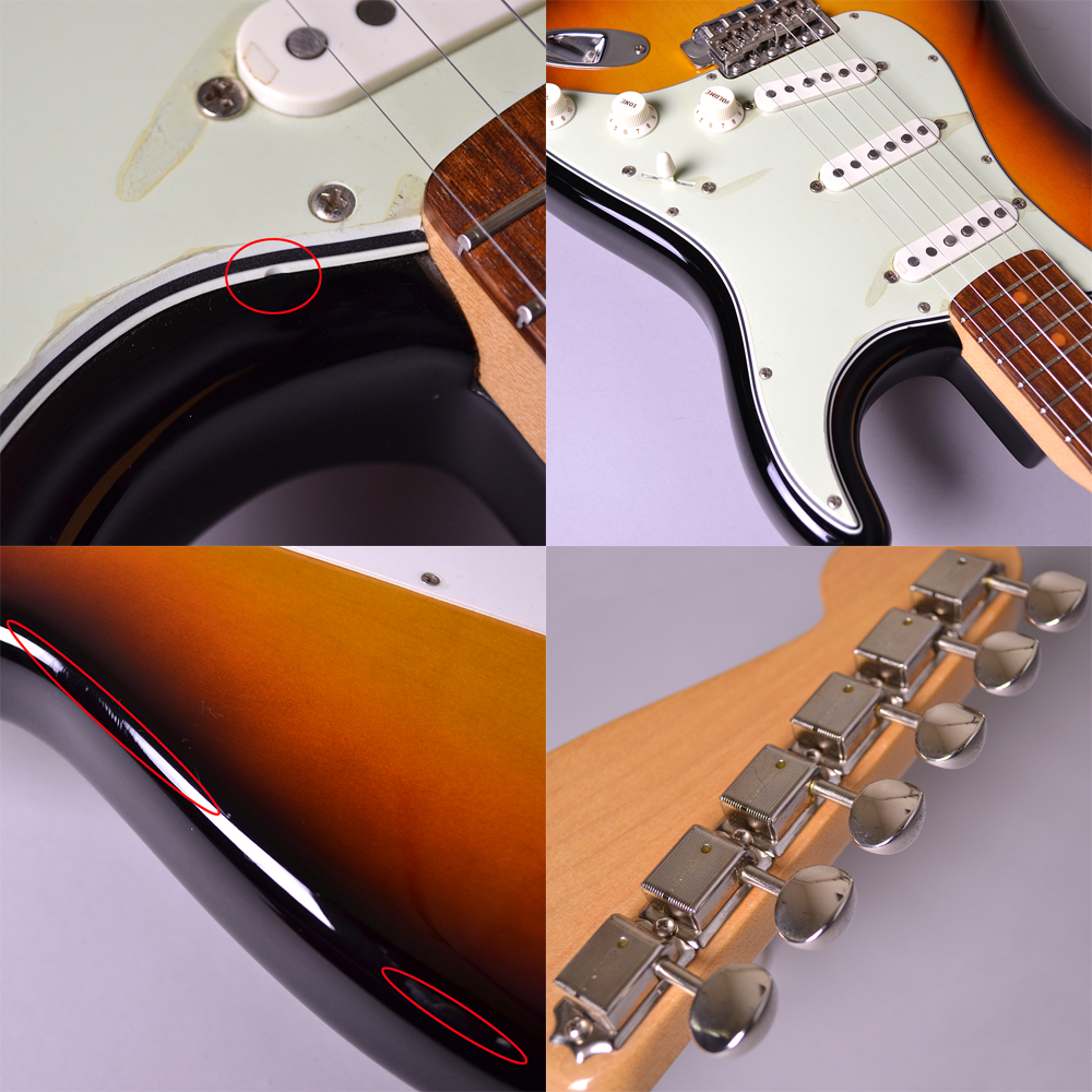 AMERICAN VINTAGE '59 STRATOCASTERのケース・その他画像