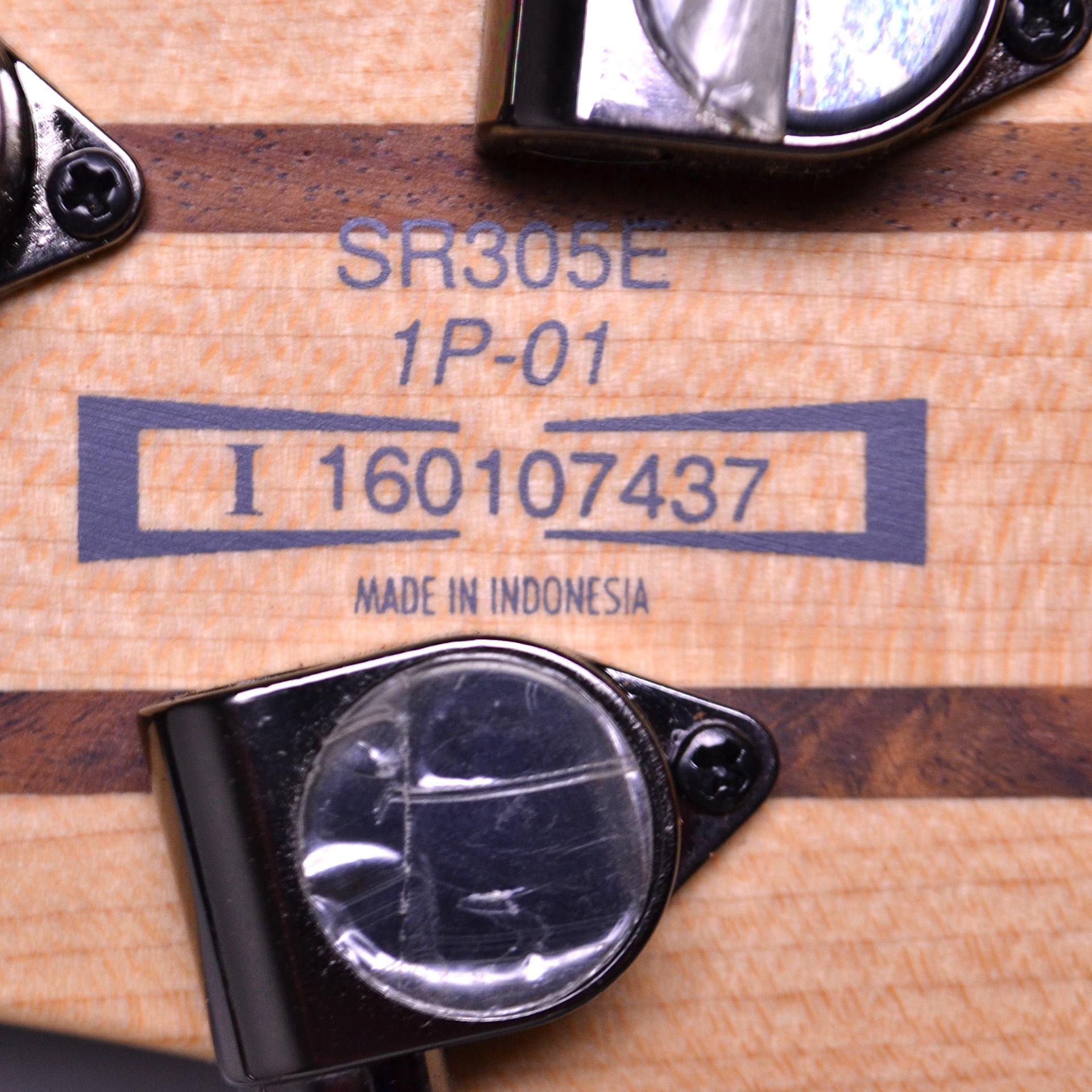 SR305Eのケース・その他画像