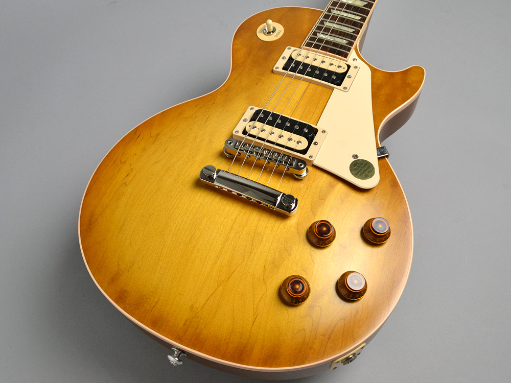 Les Paul 50s Standard Faded 2016 Limited Proprietaryのボディトップ-アップ画像
