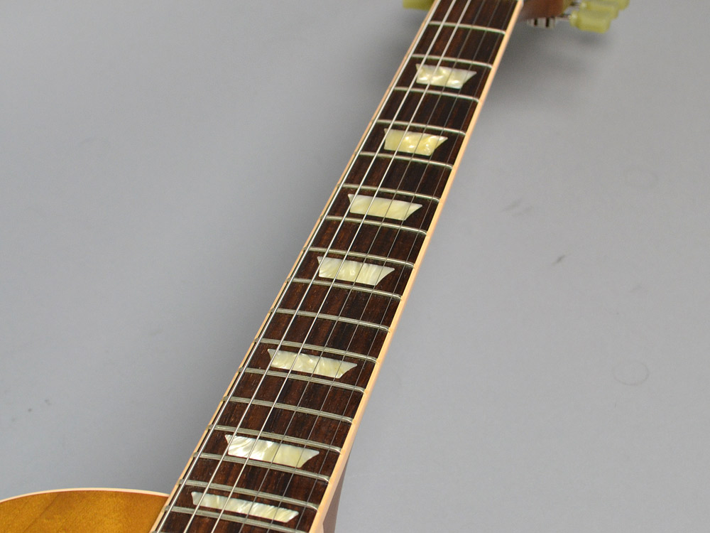 Les Paul 50s Standard Faded 2016 Limited Proprietaryの指板画像