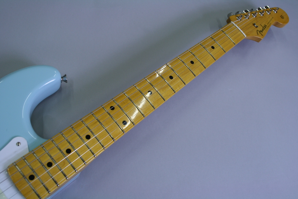 Made in Japan Traditional 50s Stratocasterの指板画像