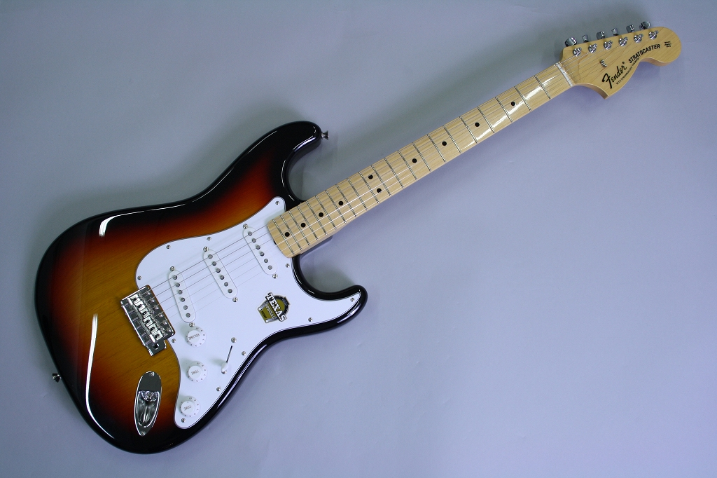 Japan Exclusive Classic 68 Strat Texas Special