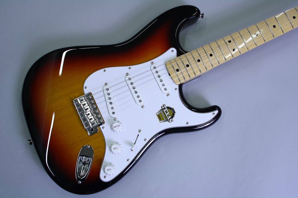 Japan Exclusive Classic 68 Strat Texas Specialのボディトップ-アップ画像