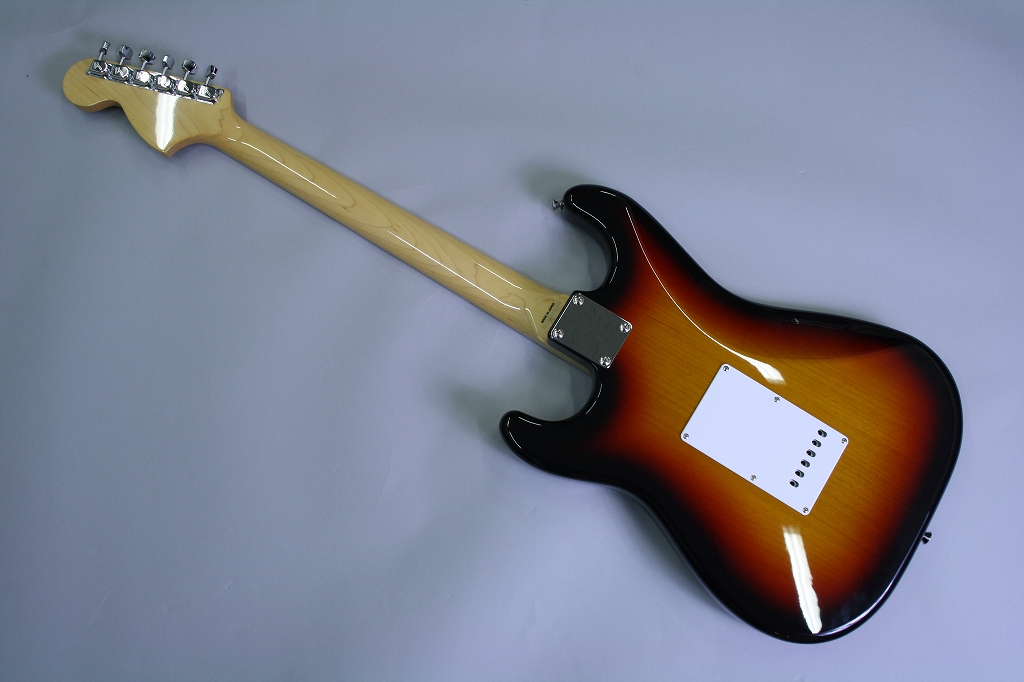 Japan Exclusive Classic 68 Strat Texas Specialのボディバック-アップ画像
