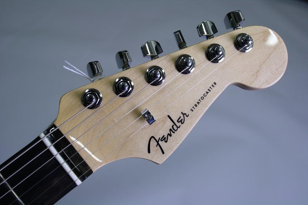 American Elite Stratocaster Ebony Fingerboardのヘッド画像