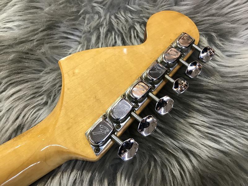 Stratocaster Hardtail 1977 #S7 74289のヘッド裏-アップ画像