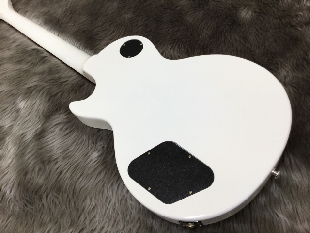 LTD LP Studio Alpine Whiteのボディバック-アップ画像