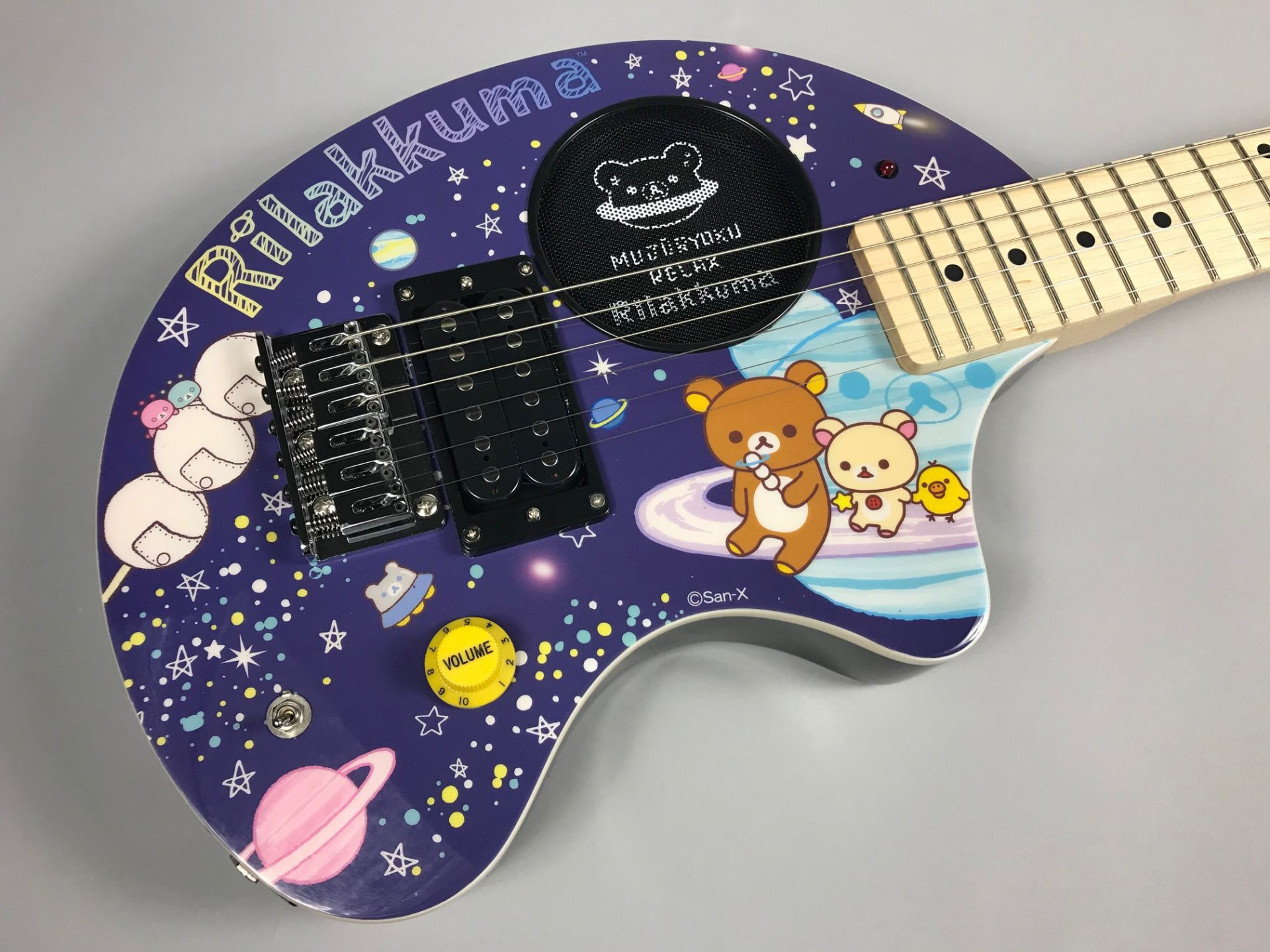 ZO-3 リラックマ UCHU(宇宙) 2018年新モデル