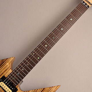 KG-PRIME Signature Ultimate Natural Stripeの指板画像