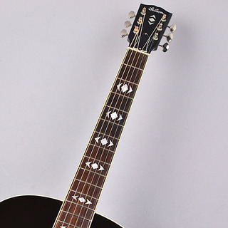 Custom Shop Adovanced Jumbo 12Fretの全体画像(縦)