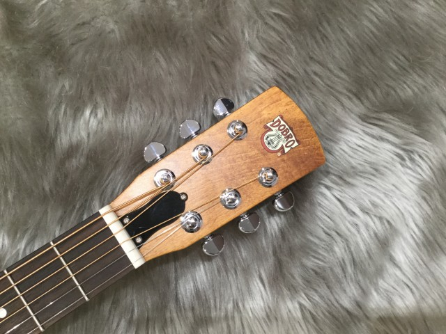 Dobro Hound Dog M-14 Metal Bodyのヘッド画像