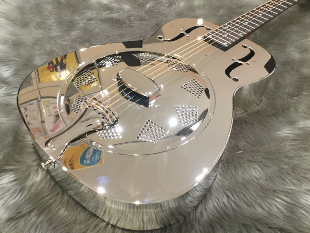 Dobro Hound Dog M-14 Metal Bodyの全体画像
