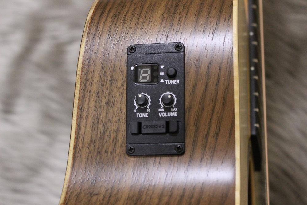 GS-Mini-e-Walnutのヘッド裏-アップ画像