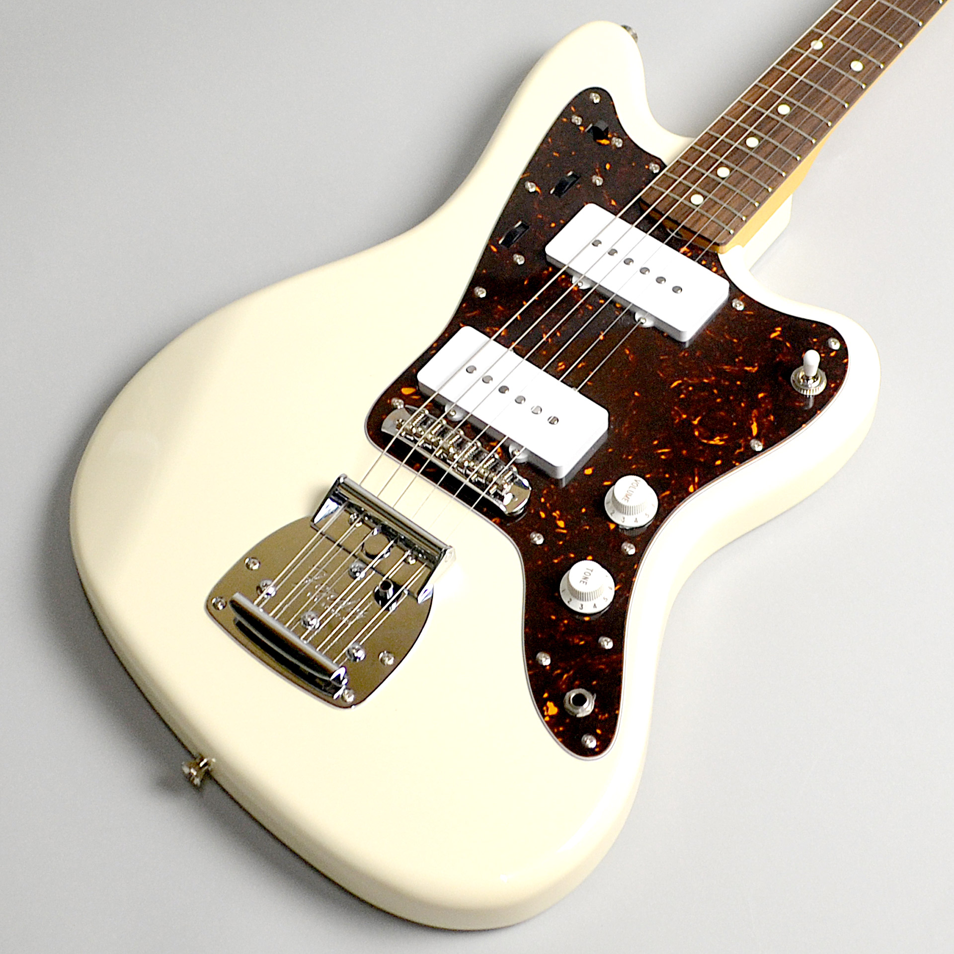 Japan Exclusive Classic 60s Jazzmaster Vintage White