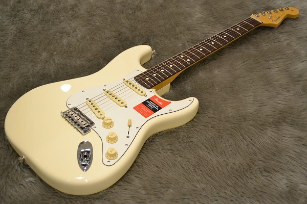 American Professional Stratocaster Rosewood Fingerboard