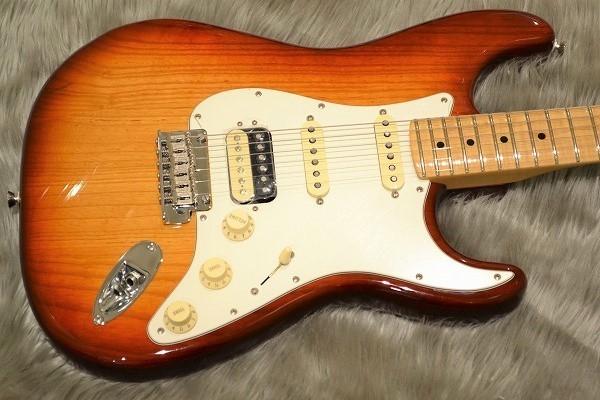American Professional Stratocaster HSS Shawbuckerのボディトップ-アップ画像