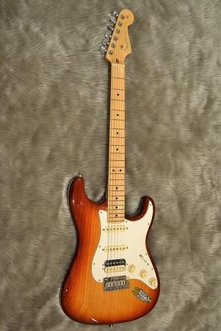 American Professional Stratocaster HSS Shawbuckerの全体画像(縦)
