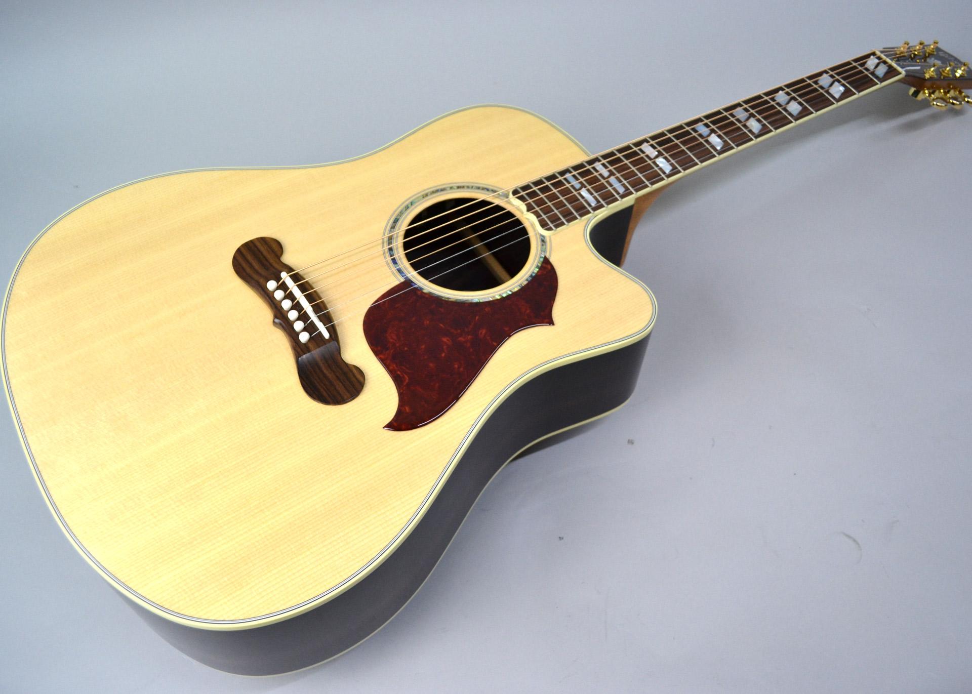 Gibson  Songwriter Studio Cutaway 写真画像