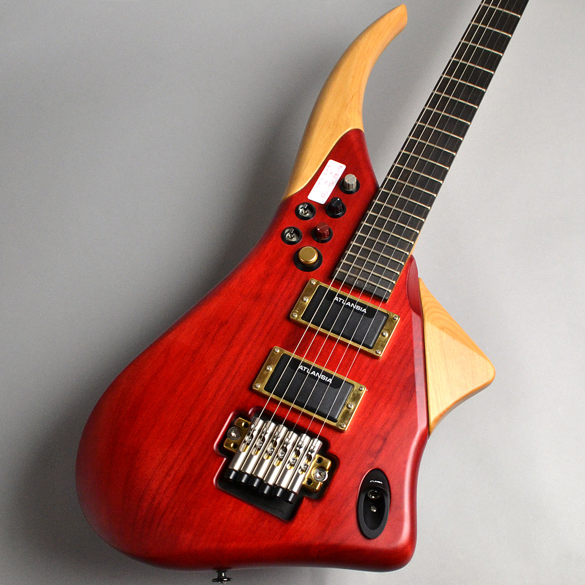 PEGASUS Guitar 6stのボディトップ-アップ画像