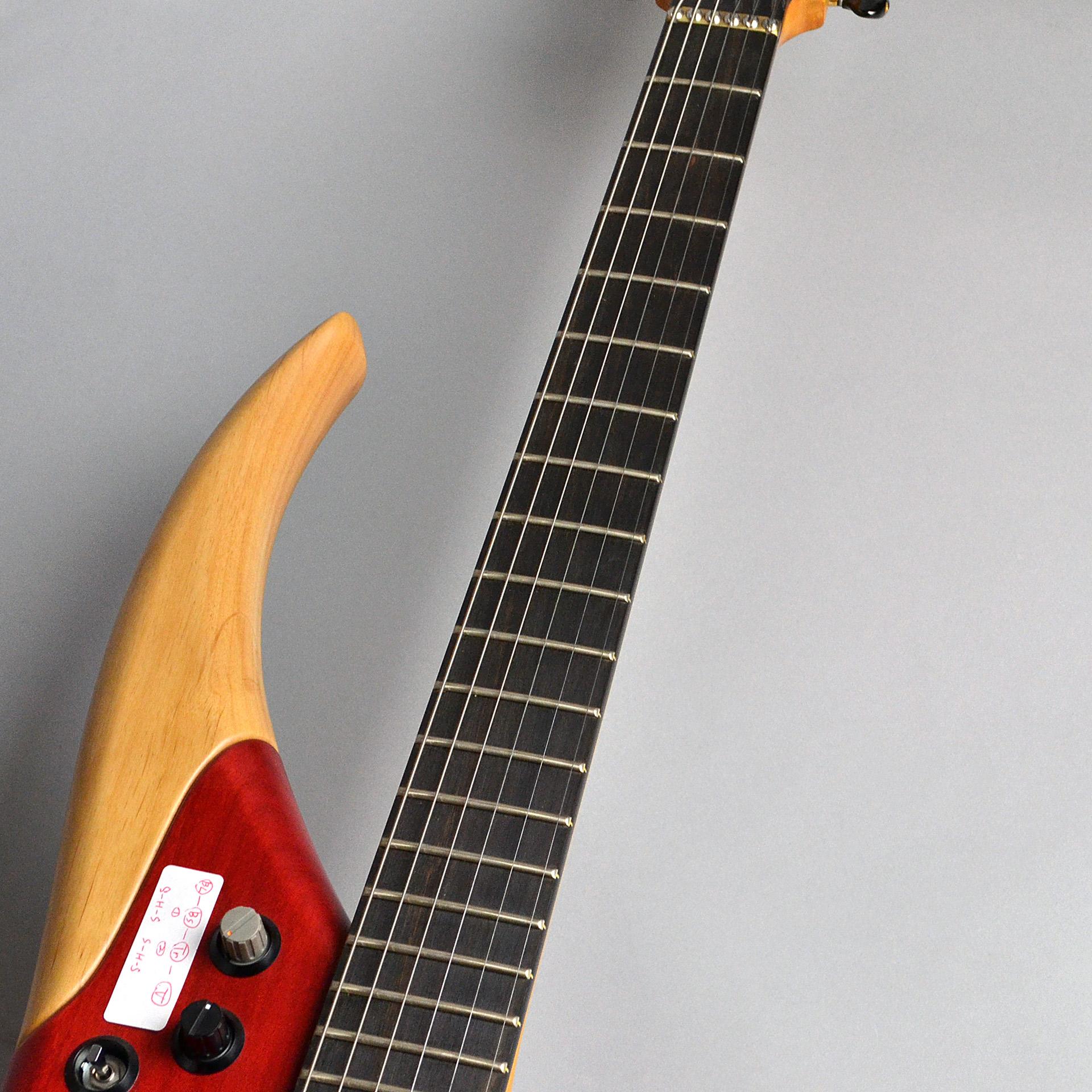 PEGASUS Guitar 6stの指板画像