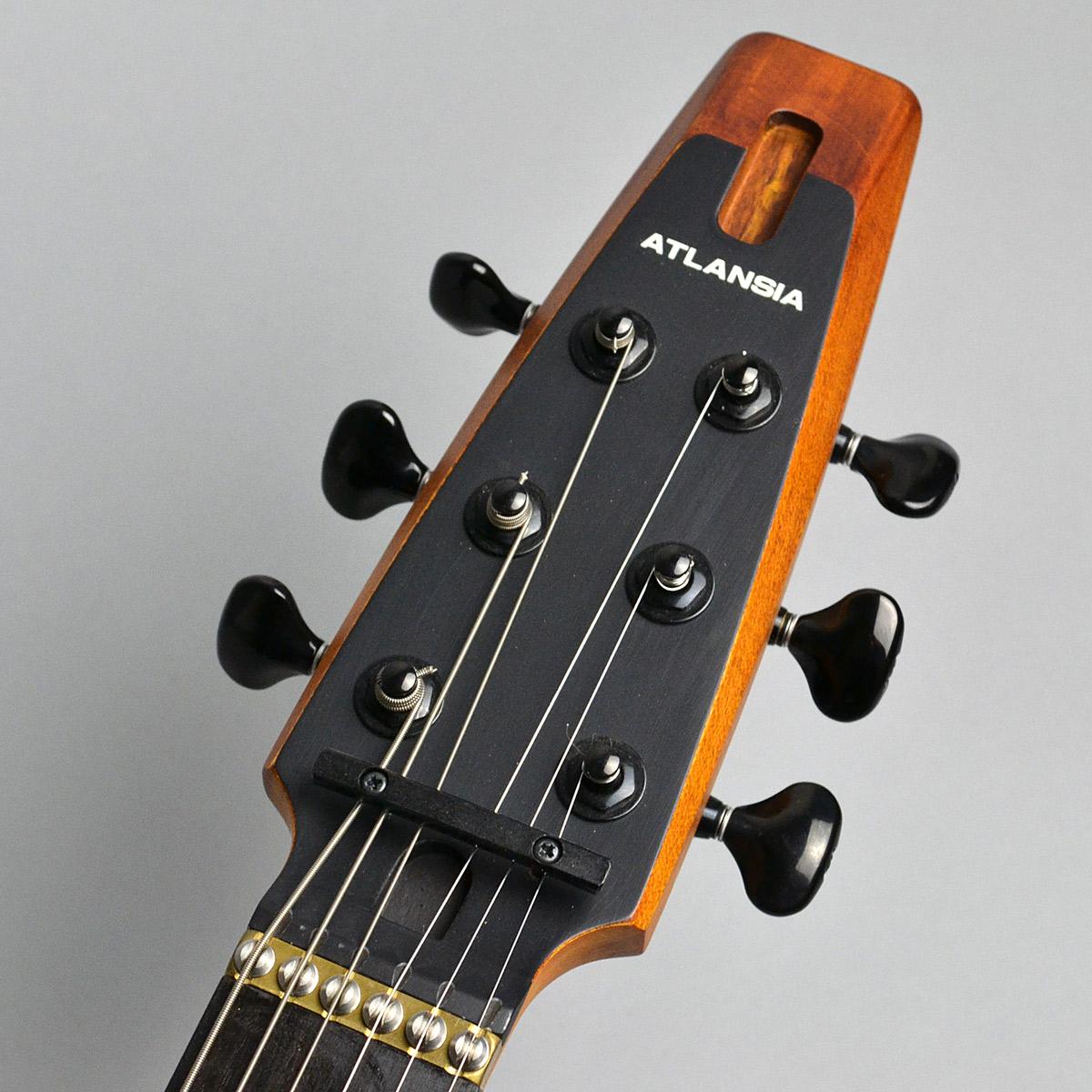 GALAXY Guitar 6stのヘッド画像