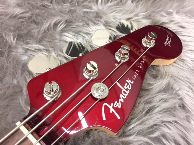 Japan Exclusive Aerodyne Jazz Bassのヘッド画像