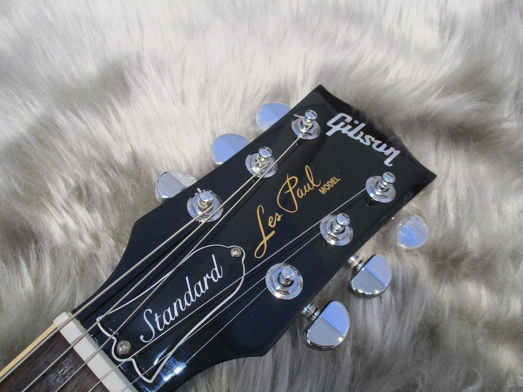 Gibson Les Paul Standard T 2017 Bourbon Burstのヘッド画像