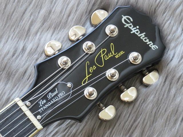 Les Paul Standard PlusTop PROのヘッド画像