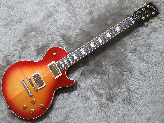 Gibson Les Paul Traditional 2017のボディトップ-アップ画像