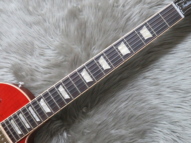 Gibson Les Paul Traditional 2017の指板画像